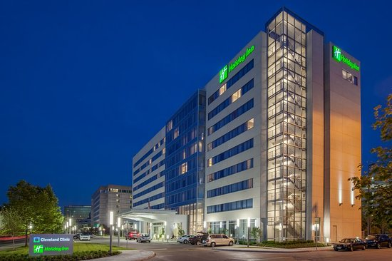 HOLIDAY INN CLEVELAND CLINIC UPDATED 2018 Hotel Reviews & Price