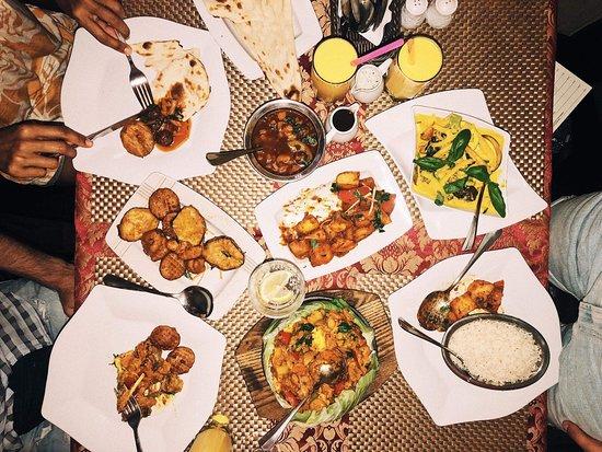 Smaczna Kuchnia Indyjska Vege Jak W Nazwie Recenzja Radhe Vega