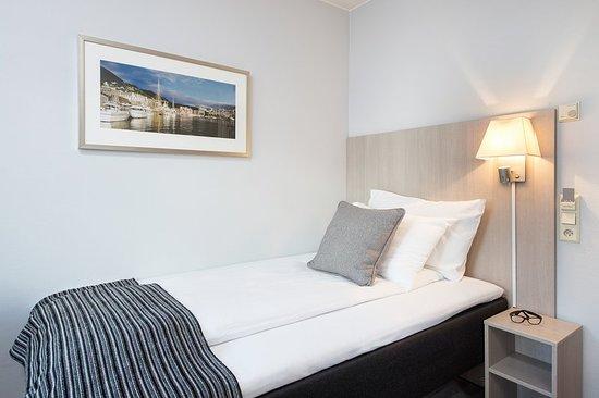Scandic Byparken: Guest room