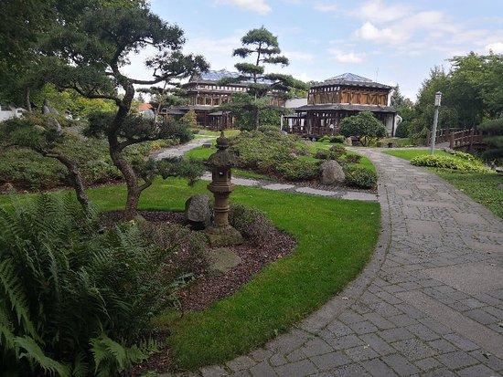 Japanischer Garten Picture Of Japanischer Garten Bad Langensalza