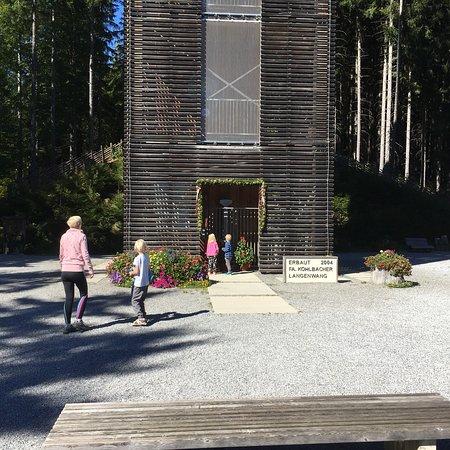 Pilgerkreuz am Veitscher Ölberg