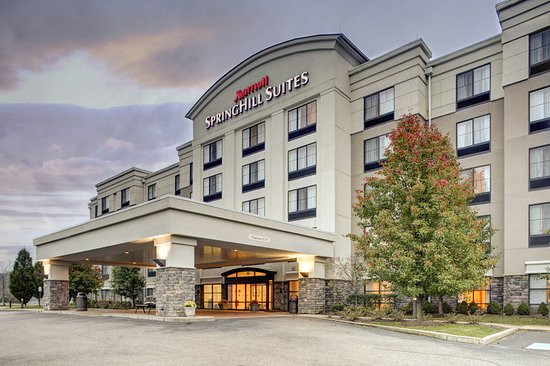 SpringHill Suites Wheeling Triadelphia Area
