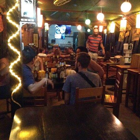 Don Det, Λάος: Good food the best Banana restaurant