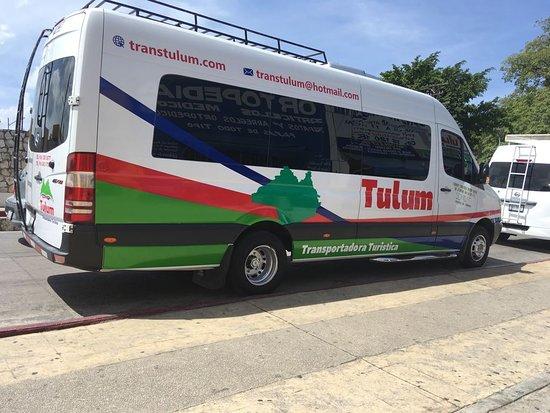 Transportadora Turistica Tulum