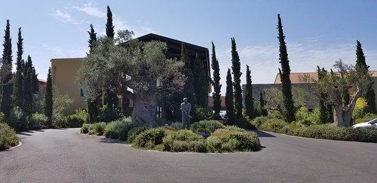 Messenia Region, Greece: Club house