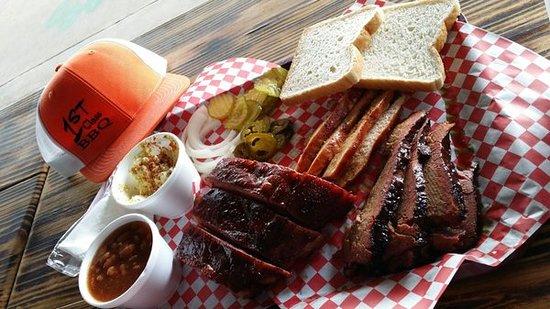 Hempstead, TX: !! World Class Championship BBQ !!