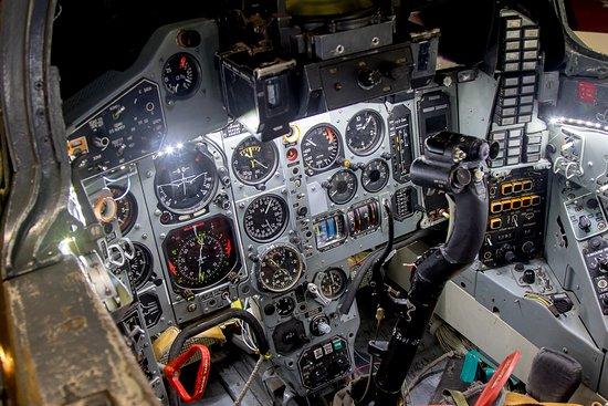 MiG-29 Cockpit - na slici je Patriot Park, Kubinka - TripAdvisor