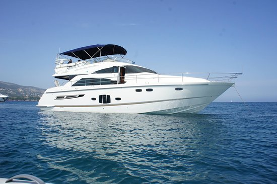 Portals Nous, Spain: fairline