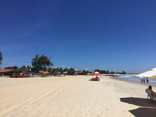 Praia de Genipabu: Praia