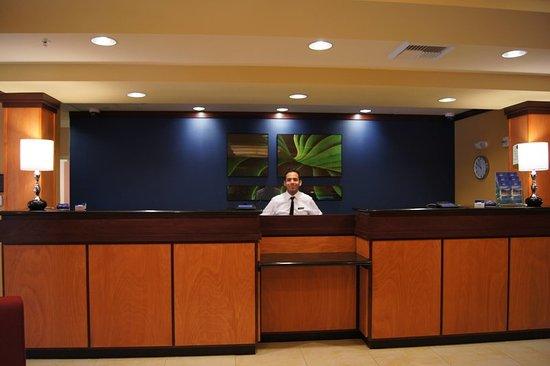 West Covina, كاليفورنيا: Lobby