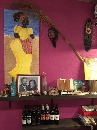 Bahceli, Cyprus: Inside decor