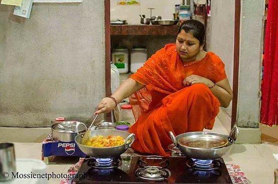 Vandana Dubey ORCHHA Cooking Class