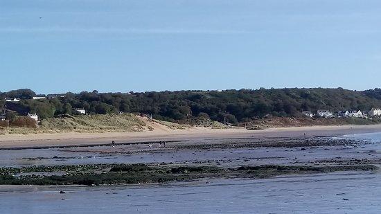 Port Eynon Beach