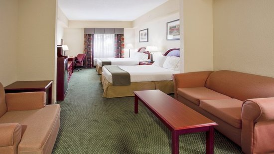 Holiday Inn Express & Suites West Palm Beach Metrocentre: Suite