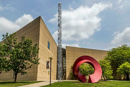 Bloomington, Индиана: Eskenazi Museum of Art