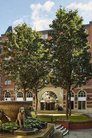 Marriott exceutive apartments