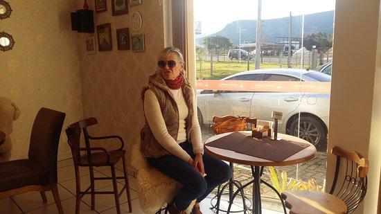 Ararica, RS: Santo André Coffe-Igrejinha-RS-Cliente Especial my love