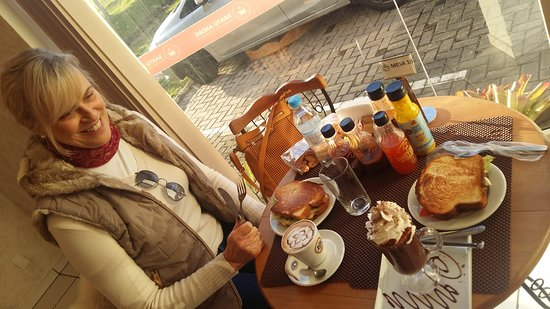 Ararica, RS: Santo André Coffe-Igrejinha-RS-Special Coffe