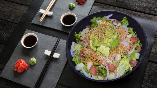 Kintaro: Avocado Salad