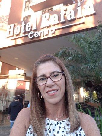 Hotel Rafain Centro: 20180920_175542_large.jpg