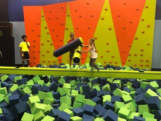 Adrenaline Entertainment Centers