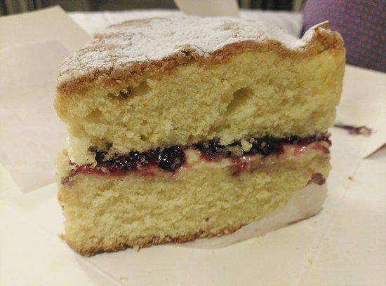 The Old Madras Baking Company: Victoria Cake