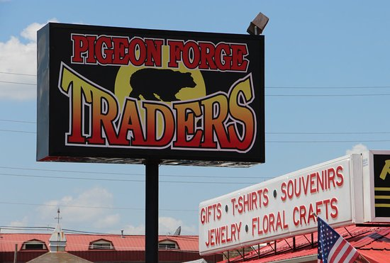 Pigeon Forge Traders Gift Shop