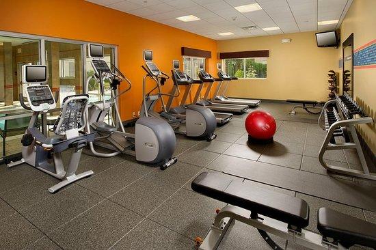 Hampton Inn & Suites Chattanooga / Downtown : Health club