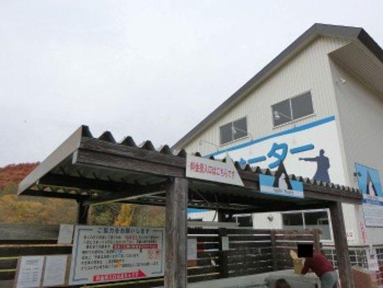 Kitahiroshima, Japan: 水汲み場