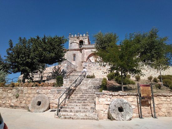 Province of Burgos, Spanyolország: Iglesia de San Cristóbal, en Cebrecos