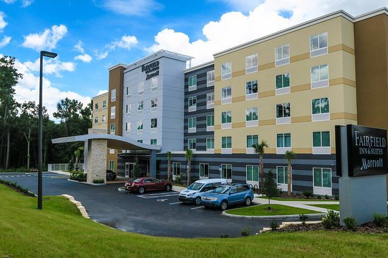 Fairfield Inn Suites By Marriott Gainesville I 75 68 9 7 Updated 2018 Prices Hotel Reviews Fl Tripadvisor