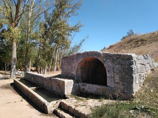Province of Burgos, Spain: Fuente romana de Cebrecos