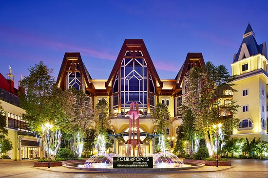 Four Points by Sheraton Heyuan Resort