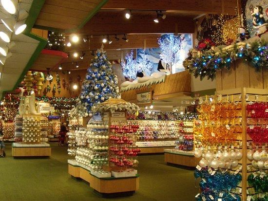 Bronners Christmas.Bronner S Ornaments Picture Of Bronner S Christmas