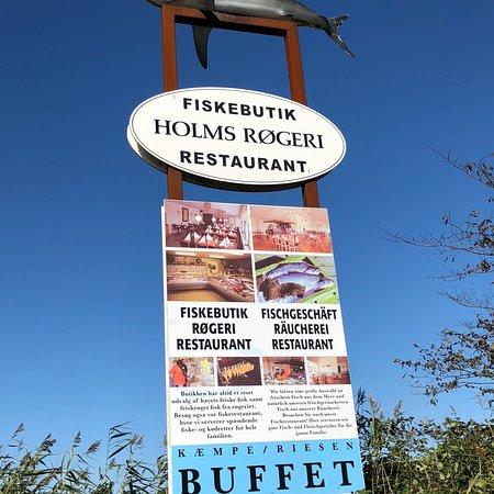 Sehr leckeres Fischrestaurant