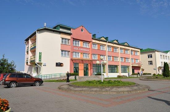 Astravyets, Białoruś: Гостиница Радуга