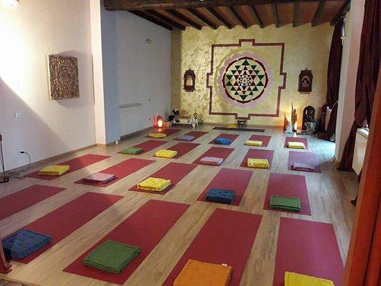 Monza, Italie : Sathya Yoga Shala