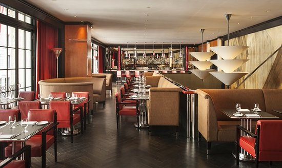 The Chatwal, a Luxury Collection Hotel, New York City: Restaurant