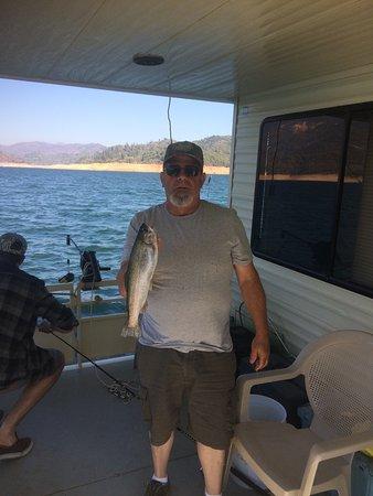 Shasta Lake Foto