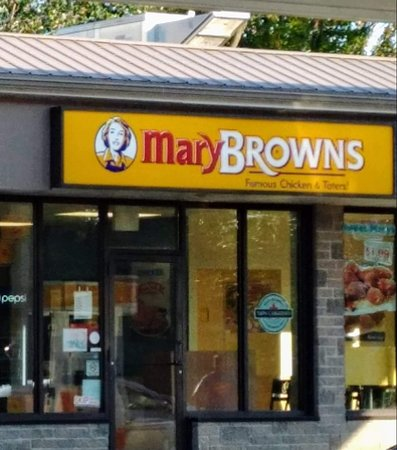 Mary Brown's, Kingston - 841 Highway 15 Unit 2 Ss 102 ...