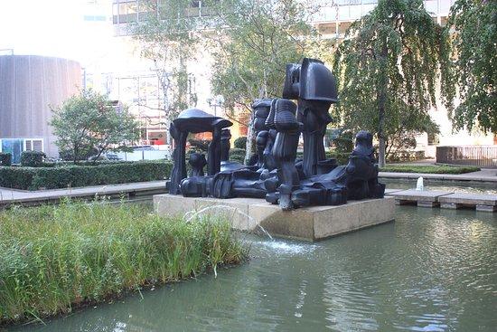 Sculpture Les Lieux du Corps