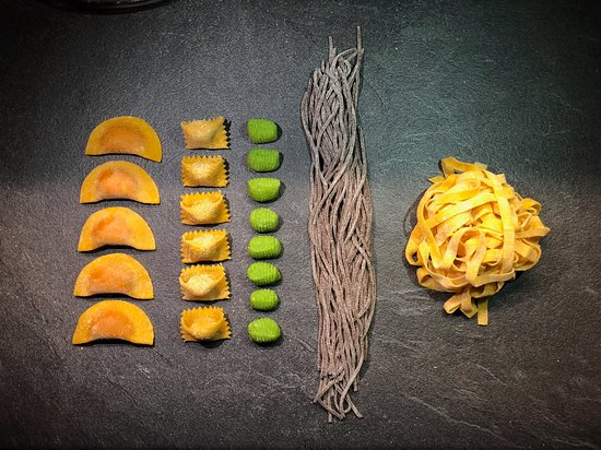 PerBacco!: Homemade Fresh Pasta