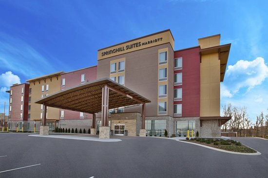 Springhill Suites by Marriott Chattanooga North/Ooltewah
