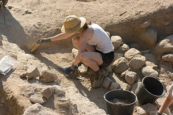 Archaeologist For a Day