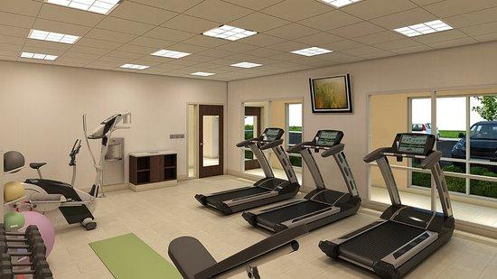 White Hall, AR: Health club