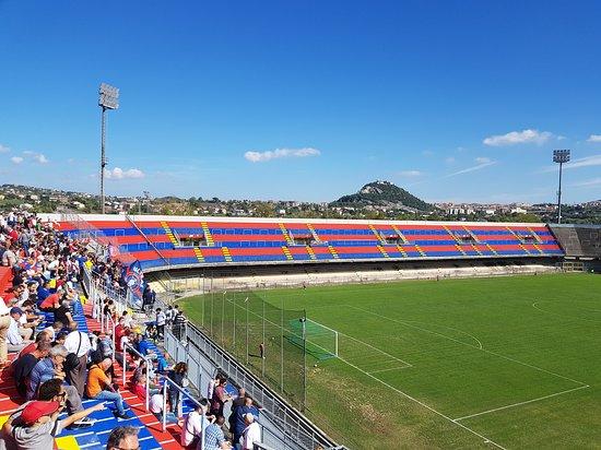 Καμπομπάσο, Ιταλία: Stadio Nuovo Romagnoli di Campobasso