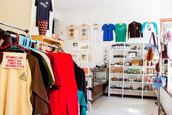 Wells, แคนาดา: IMA Gift Shop