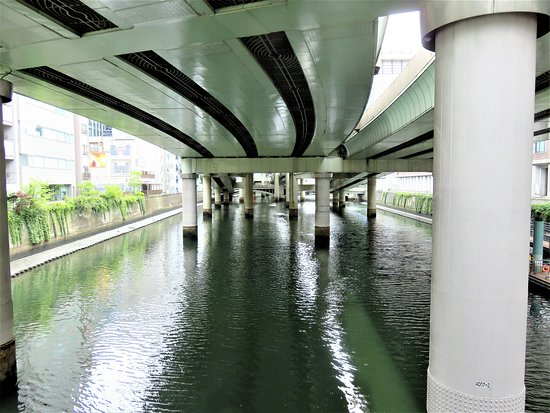 Самый красивый мост в Токио! - отзыв о Rainbow Bridge, Минато ... | 413x550