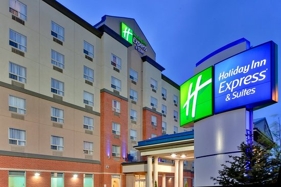 holiday inn express hotel suites edmonton south 65. Black Bedroom Furniture Sets. Home Design Ideas
