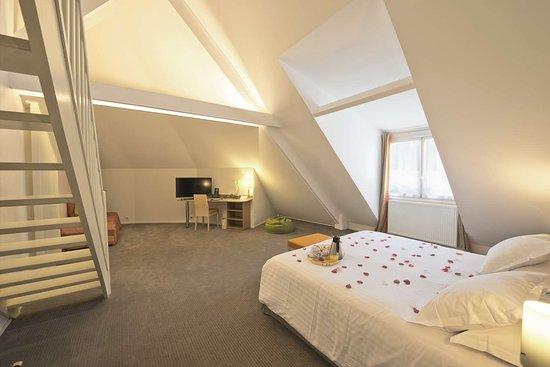 Saulx-les-Chartreux, France: Guest Room